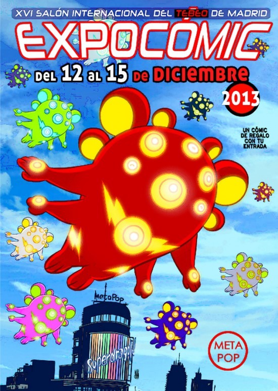 CARTEL EXPOCOMIC